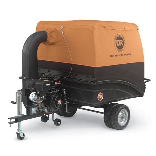 DR Leaf and Lawn Vacuum 16.96 Pro-XL, Tow-Behind
