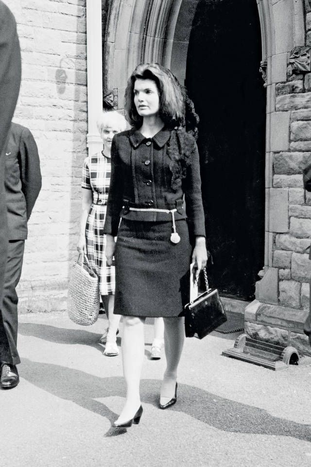 Jackie Kennedy in Chanel | 1967