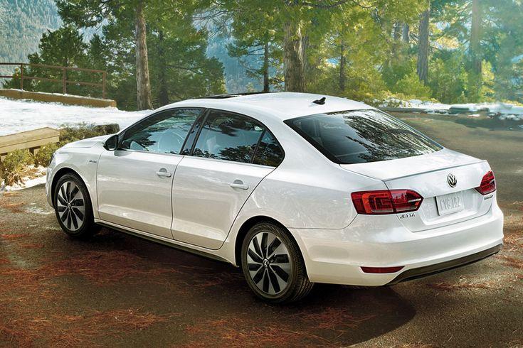 Volkswagen Jetta Turbo Hybrid I want this car!!!