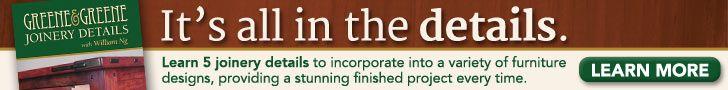 Ebonizing Wood - Popular Woodworking Magazine
