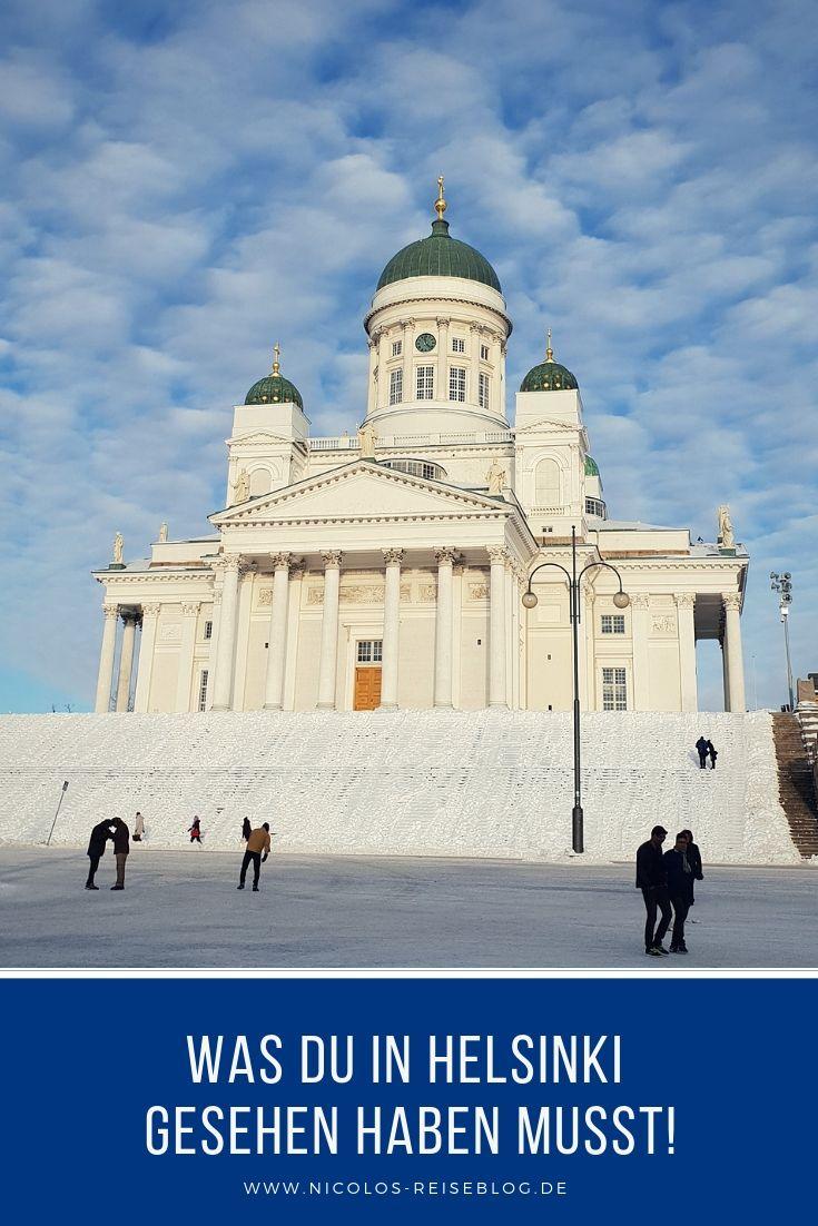 Ein Tag In Helsinki Helsinki Norwegen Rundreise Reisen