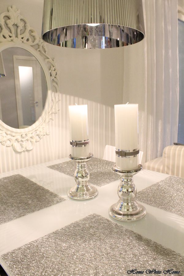 Lene Bjerre candles - Home White Home