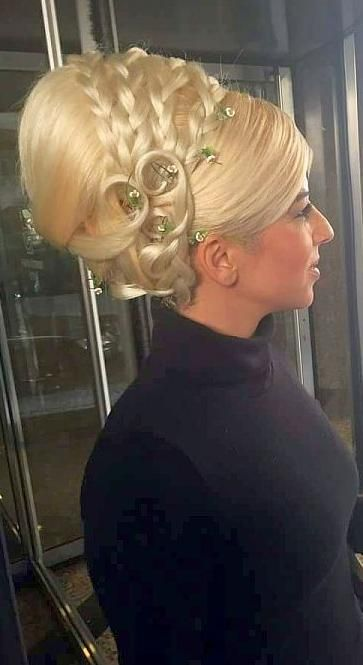 868 Best Images About Bouffant Hairdo On Pinterest
