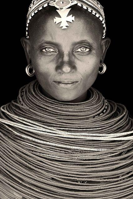 Samburu Lady Wamba, by Mario Gerth