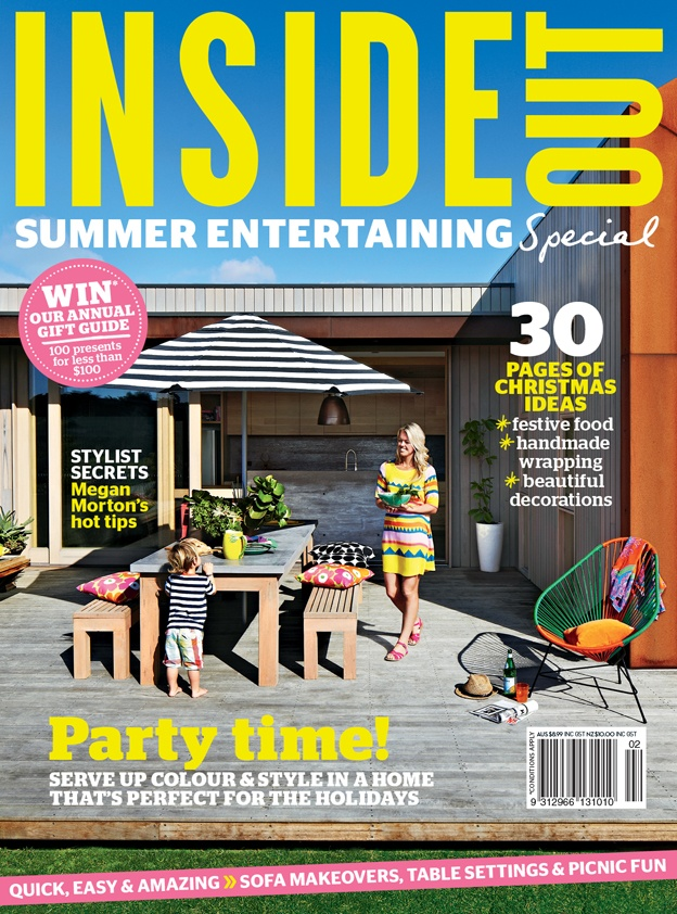 Inside Out (AUS) - Summer Entertaining 2012/2013 special