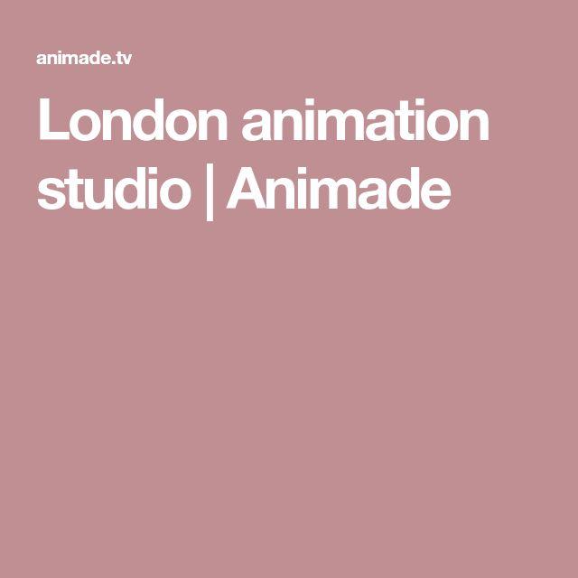 London animation studio | Animade