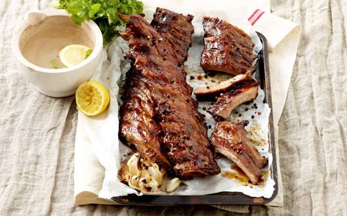 Checkers - Better and Better | Gourmet Ribs