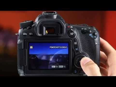 Full Operational Information For The EOS 70D DSLR Directly From Canon.