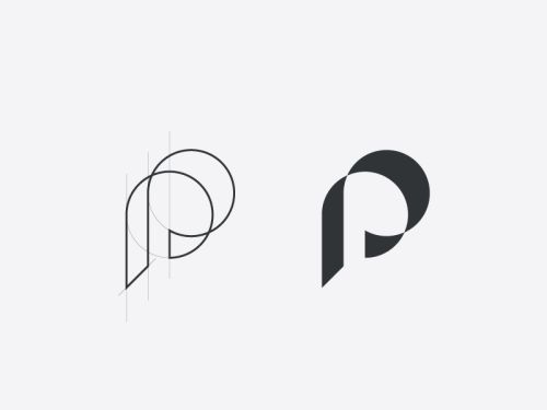 P by Andrei Traista⠀⠀⠀⠀⠀⠀⠀⠀⠀  ⠀⠀⠀⠀⠀⠀⠀⠀⠀  ⠀⠀⠀⠀⠀⠀⠀⠀⠀  ⠀⠀⠀⠀⠀⠀⠀⠀⠀ #logo #design #branding #logotype #shape #logodesign #icon #appicon #graphicdesign #artist