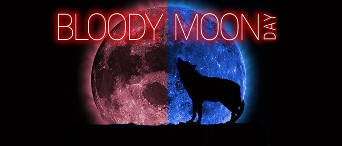 World Bloody Moon Day