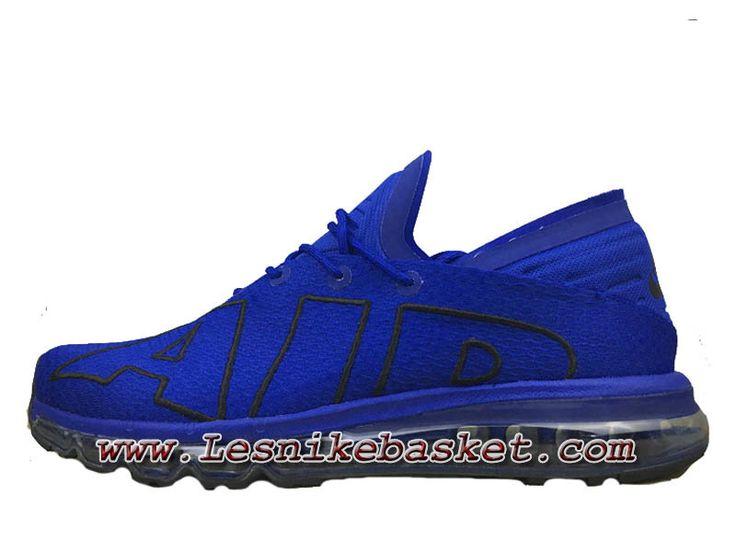 Nike Air Max Flair Deep Bleu 942236_ID5 Chaussures Nike pas cher Pour homme