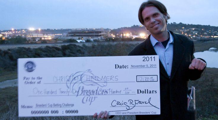Christian Hellmers, Horseplayer
