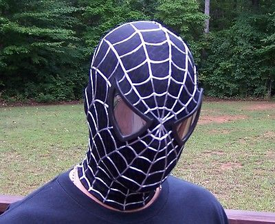#Black #spiderman mask,  View more on the LINK: http://www.zeppy.io/product/gb/2/112093483675/
