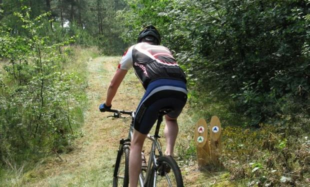 Mountainbike Route Plasmolen & Mook & Groesbeek