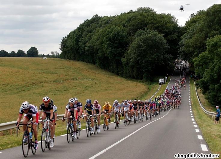 2012 Tour, Rouen Stage ~ Steephill.tv/Reuters