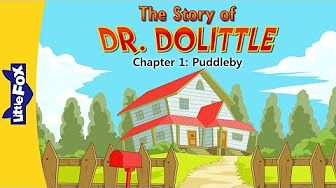 The Story of Dr. Dolittle 2: Animal Language | Level 4 | By Little Fox - YouTube