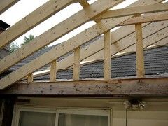 Roof Joists For Screened Porch