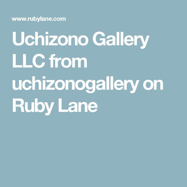 Uchizono Gallery LLC from uchizonogallery on Ruby Lane