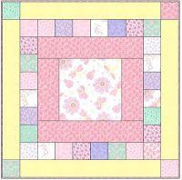 Quilt Taffy: Speedy Baby 2~Free Pattern