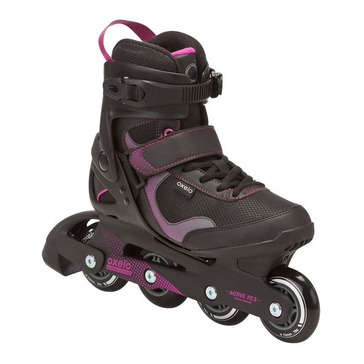 NEW ROLLER FIT 3 MUJER OXELO - ROLLER_deslizamiento asfalto Patines, Skates,...
