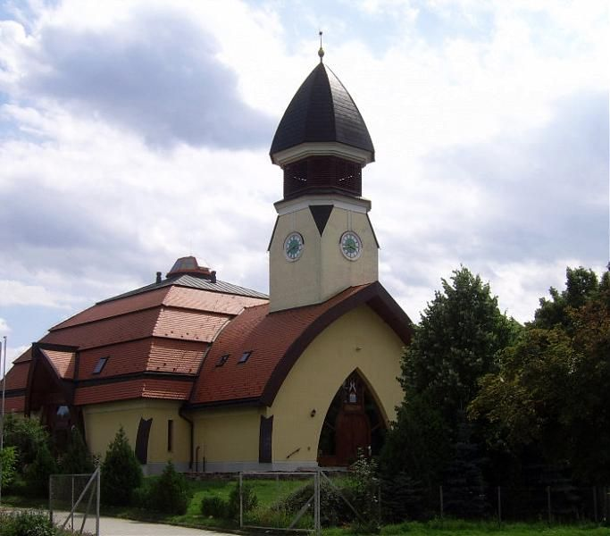 Öreghegyi Református templom, Székesfehérvár, Hungary
