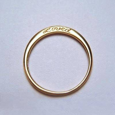 Perfect wedding band.: Wedding Ring, Idea, Simple Wedding Bands, Simple Weddings, Rings, Jewelry, Gold Band, Engagement Ring