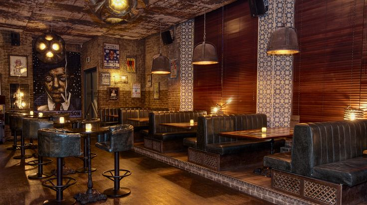 Like its older sister, The Blues Kitchen in Camden, this Curtain Road venue is an American-themed restaurant and music venue with the emphasis on bourbon, BBQ and...