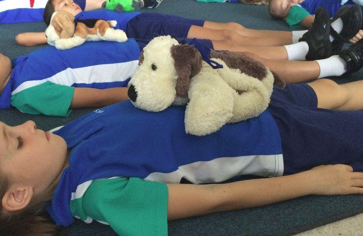 Breathing Buddies Mindfulness para Niños