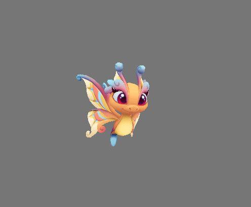 Flutter Dragon Animations, Deanna Schneider on ArtStation at https://www.artstation.com/artwork/bnqPg