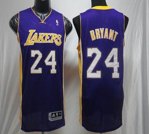 Revolution 30 Lakers #24 Kobe Bryant Purple Embroidered NBA Jersey! Only  $21.50USD. RevolutionLos Angeles LakersLilla