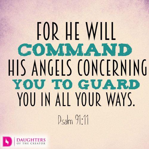 Psalm 91:11