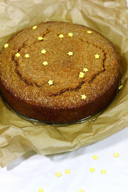 Ciasto z Kaszy Manny i Wiórków Kokosowych Just My Delicious