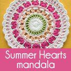mandala CAL update - a creative being