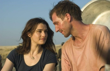 The Constant Gardener                                                             WATCH THIS MOVIE (read the book too...)