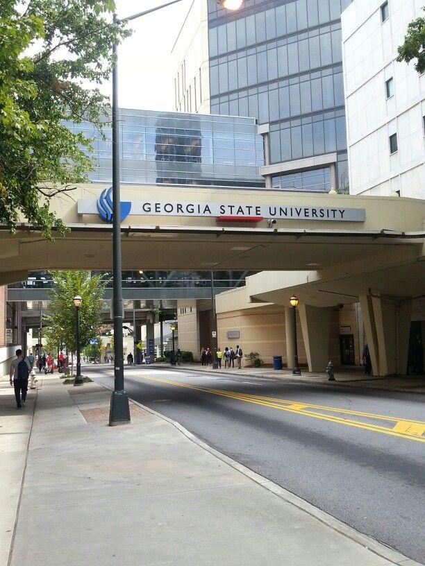 Georgia State University Fall 2013 #gsu #georgiastateuniversity