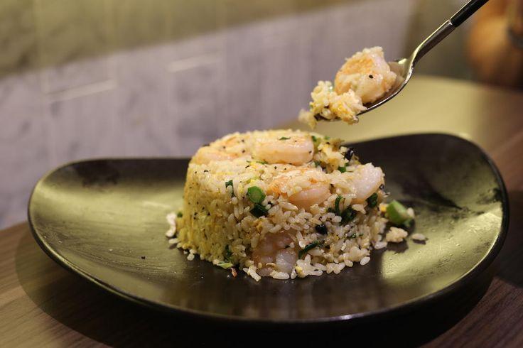 Fried rice, Chefs Gallery Classic, Westfield Hurstville, Sydney