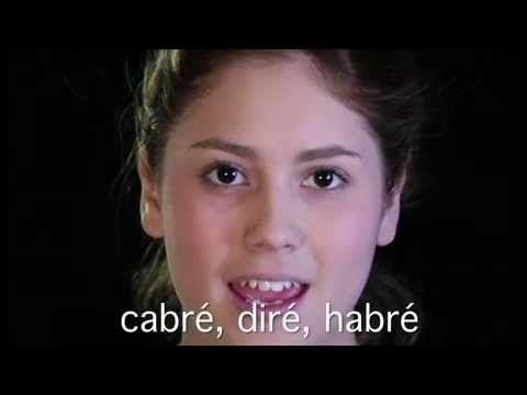 Irregular Spanish Verb Songs: Future Tense