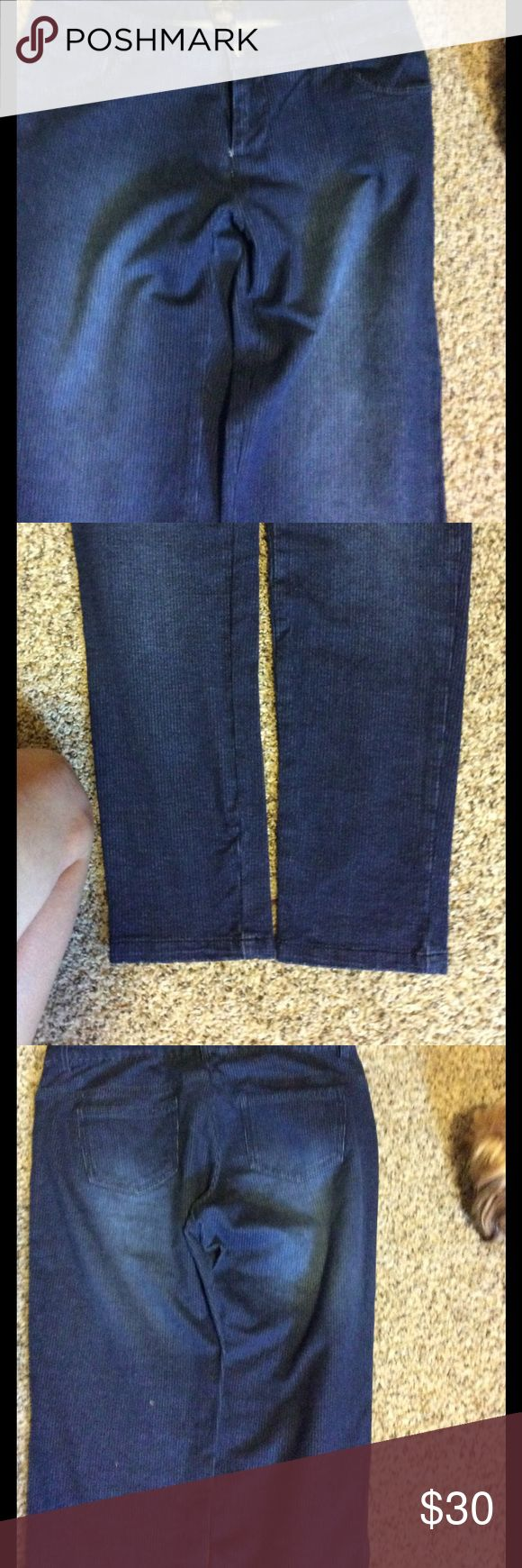 Jeans Used a few times great condition serena williams Jeans Straight Leg