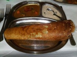 If dosas are your thing, head to Mezbaan
