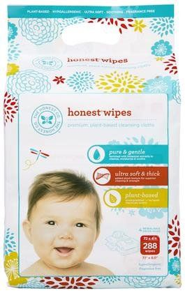 Honest Wipes - Free Shipping