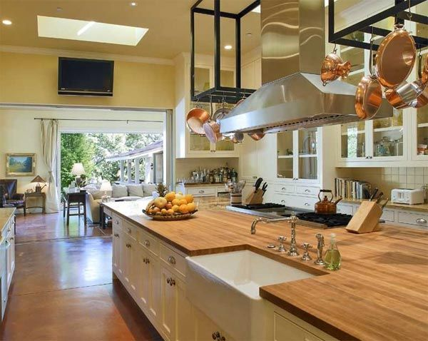 1000 images about wood counters on pinterest Kitchen design shops exeter