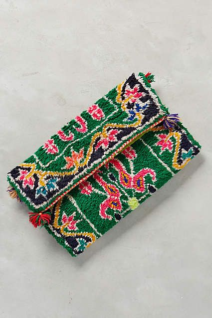 One-of-a-Kind Marwa Clutch - #anthroregistry