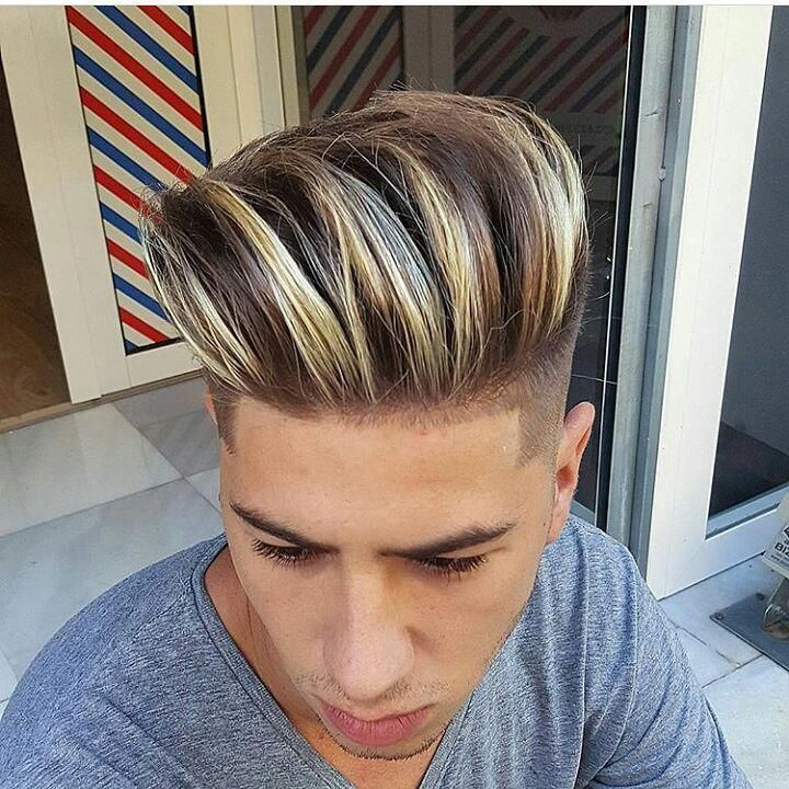 Check Out Our Complete Guide To Men S Hair Styling Includes 7 Simple Ways To Make Your Hairstyle Better P Men Hair Color Hair Styles Men Hair Color Highlights