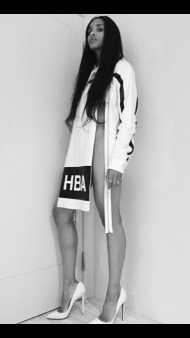 HBA woman @labelsfashion