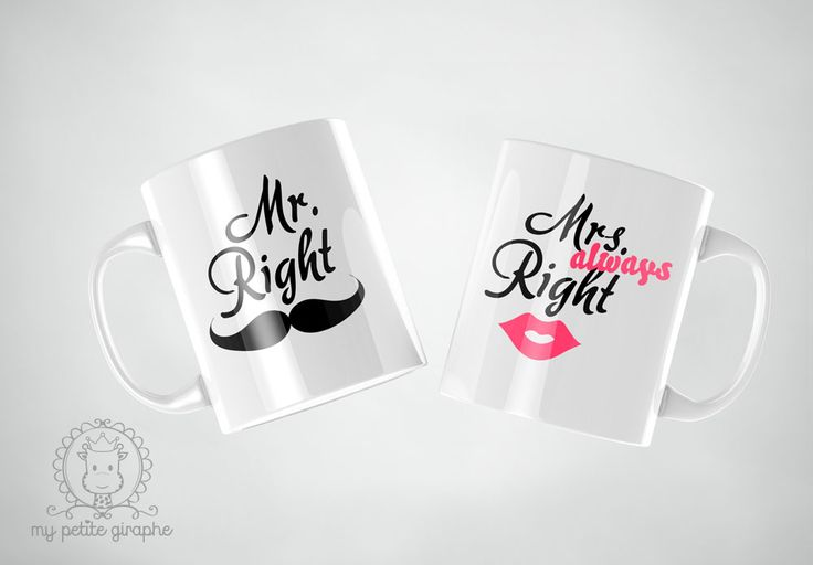 Mugs for him and her!   http://www.zazzle.com/mr_right_mugs-168453738188493787  http://www.zazzle.com/mrs_always_right_mugs-168852661105127086  #mrright #mrsright #tshirt #mrsalwaysright #alwaysright #woman #gifts #forher #forhim #funny #couple #store #zazzle