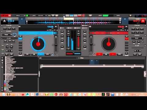 Tutorial how to make a mix with Virtualdj lesson 2