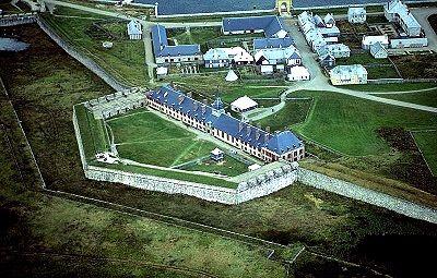 Fort Louisbourg, Cape Breton Island