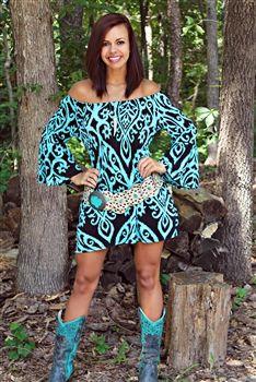 Walkaway Joe Tunic Dress - Black $36.99 #SouthernFriedChics