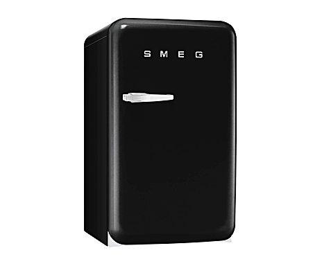 Mini frigorífico con congelador FAB10RNE - negro