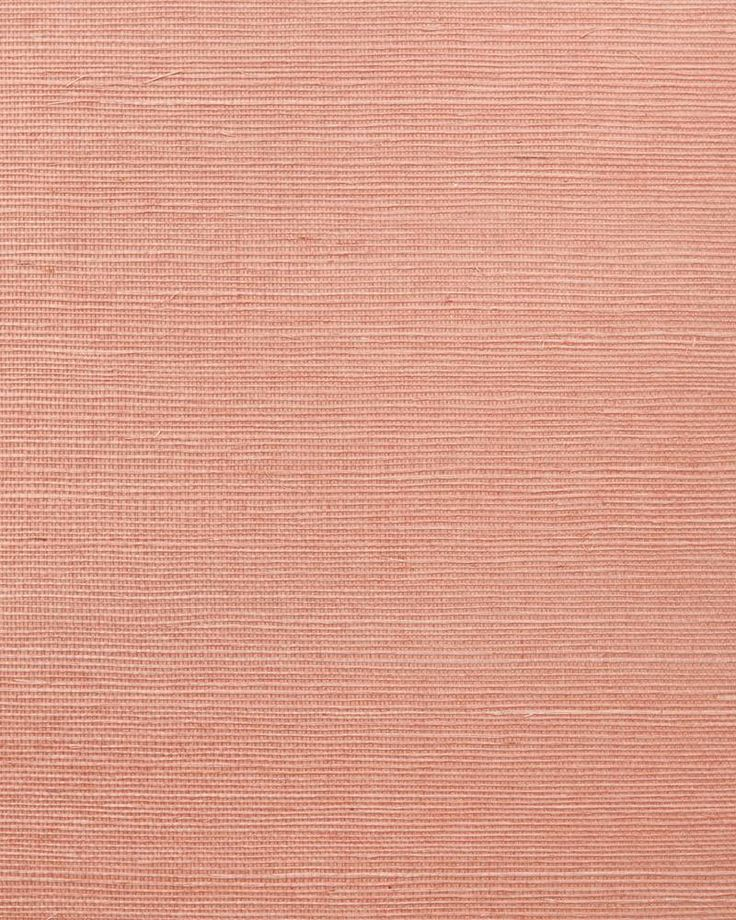 Grasscloth Wallpaper Light Coral Serena Amp Lily 298